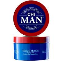 Крем для укладки волос СРЕДНЕЙ Фиксации CHI MAN TEXT(URE) ME BACK SHAPING CREAM