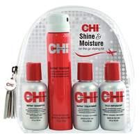Дорожный набор / CHI Shine & Moisture Travel Kit