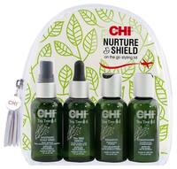 Дорожный набор CHI Tea Tree Nurture & Shield Kit