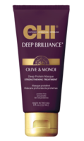 Протеиновая маска для волос / CHI Deep Brilliance Olive & Monoi Optimum Protein Masque
