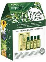 Набор Оливковый комплекс для восстановление волос / Chi Olive organics repair & renew kit