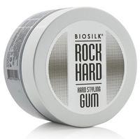 Эластик-гель для укладки волос экстрасильной фиксации / Biosilk Rock Hard Styling Gum